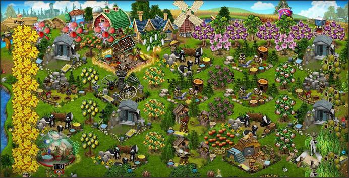Farmerama | Play the free farm game online